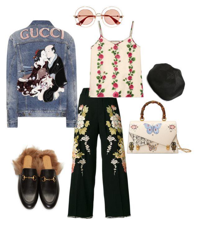 """""""Tribute to Gucci 03"""" by viraslv on Polyvore featuring Gucci"""