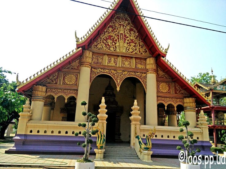 Лаос религия