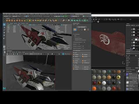 LEGACY: BETA Substance Painter Live Link (3DSMax/MODO