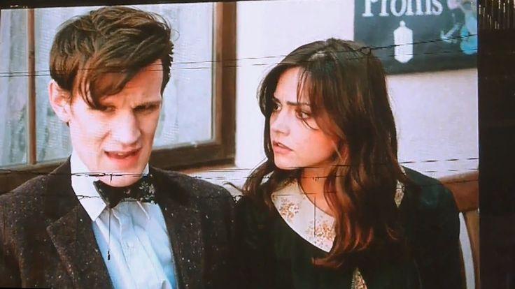 Doctor Who Proms 2013 Mini Scene - A Hyperscape Body Swap Ticket