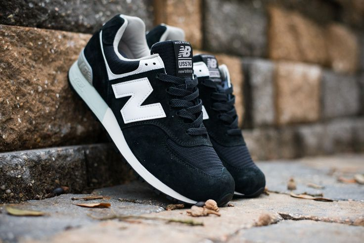 "New Balance 576 ""Black & White"""