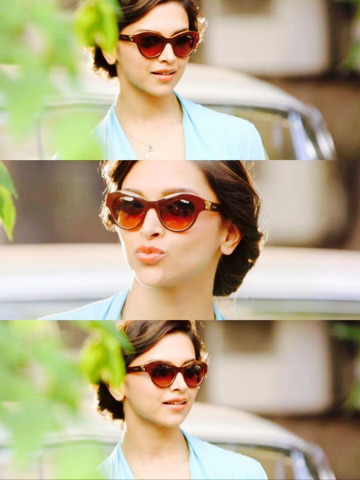 Deepika Padukone for Vogue Eyewear photoshoot