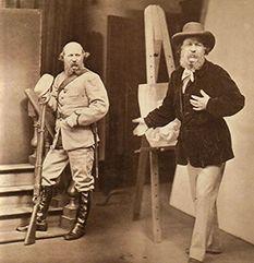 Pionierzy fotografii. Oscar Gustave Rejlander.  Jak do pomiaru światła można użyć kota