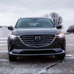 Finer Nine: Mazda Makes G-Vectoring Control Extra Safety Features Standard on 2018 CX-9 : --------------------