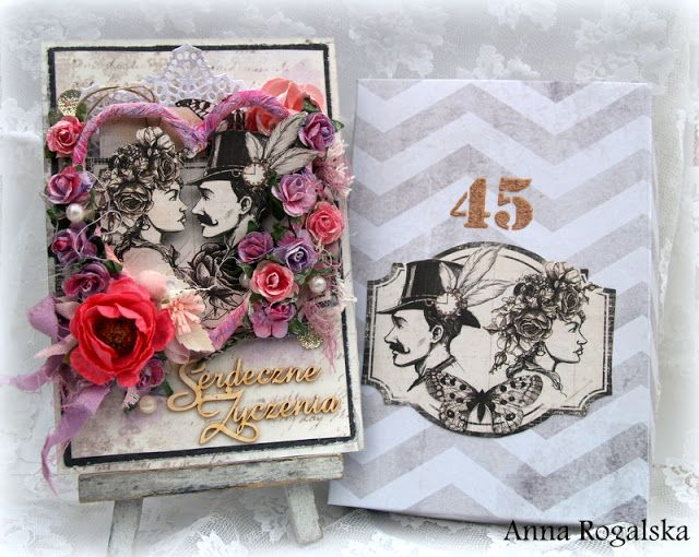 13arts: Love Card by Anna Rogalska