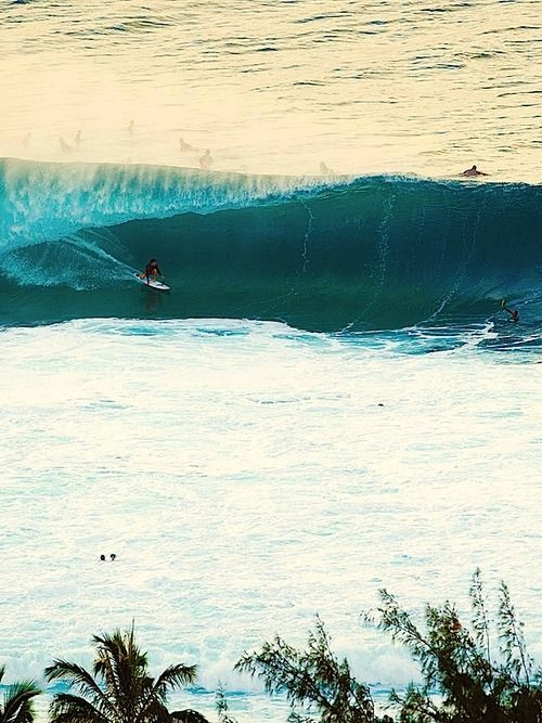 I really want to surprise the Boyfriend with a trip to Uluwatu, Bali for the surf!