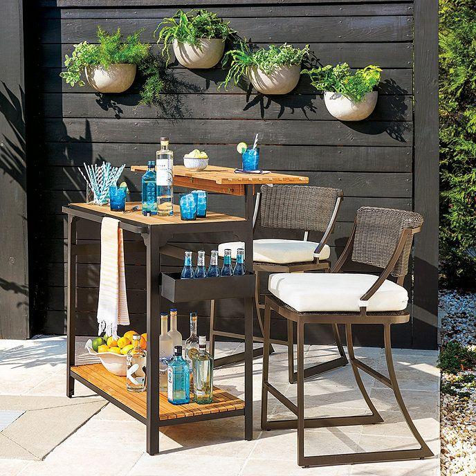 Kenzo Garden Work Bench 6 Piece Set In 2021 Outdoor Furniture Sets Indoor Entertaining Livingroom Layout