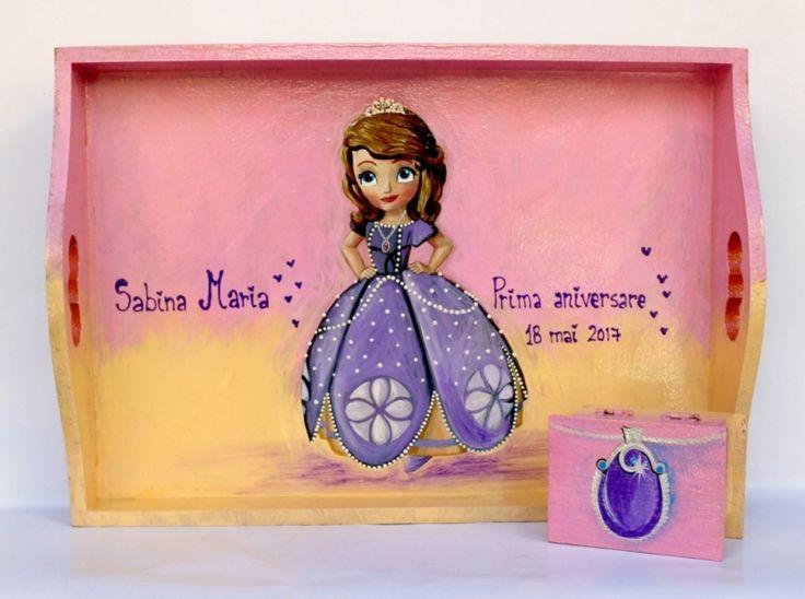 """Set++moț+""""Princess+Sofia"""""""