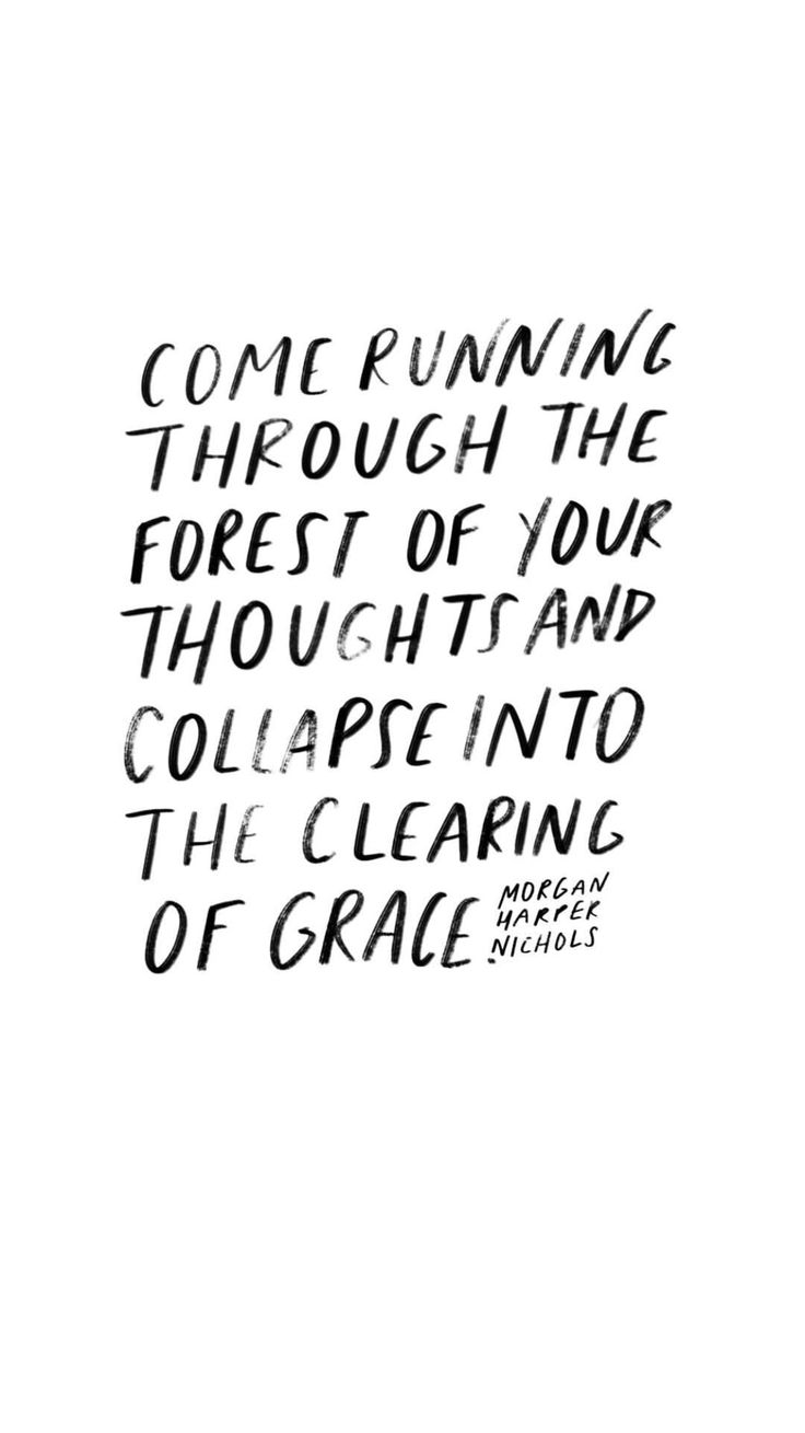 """Come running through the first and collapse into the clearing of grace."" - Morgan Harper Nichols — grace quotes, for women, inspiration CS Lewis Inspired, Faith quotes, grit and grace, strength quotes for men and women, inner strength, inner peace, quotes about the forest, quotes about natured, quote for hard times, fitness motivation"