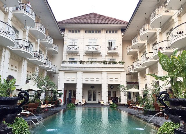 List Of Best Hotel Hostel Homestay Lodging Guest House And Bed Breakfast BnB In Yogyakarta
