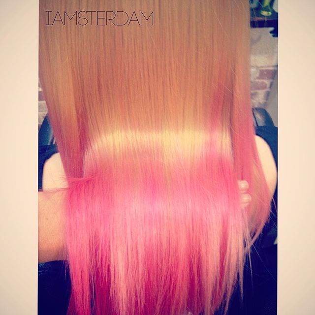 Окрашивание от Алёны Никки! @rofita #hairstyle #hair #салонкрасоты #салонкрасотыспб #iamsterdamspb #spb #спб #окрашивание #стрижка #красота #красотаспб #стилист