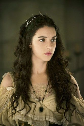 Adelaide Kane in 'Reign' TV Show - Costume Designer: Meredith Markwork-Pollack - Amazing gowns!