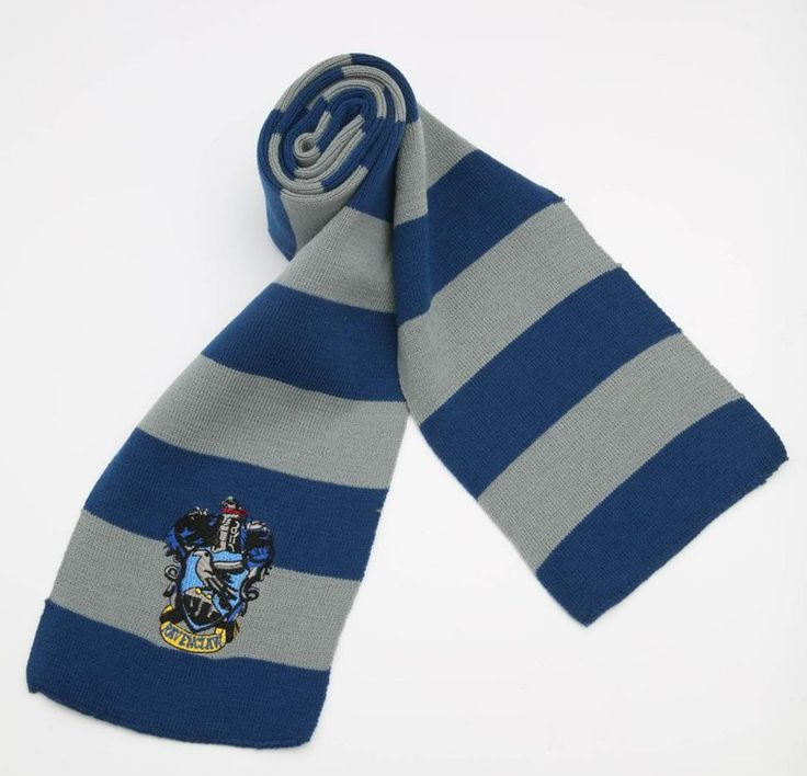 Harry Potter Gryffindor Hufflepuff Slytherin Ravenclaw Knit Scarves Material: Cotton Size: 150 X 15cm (Length*Width)