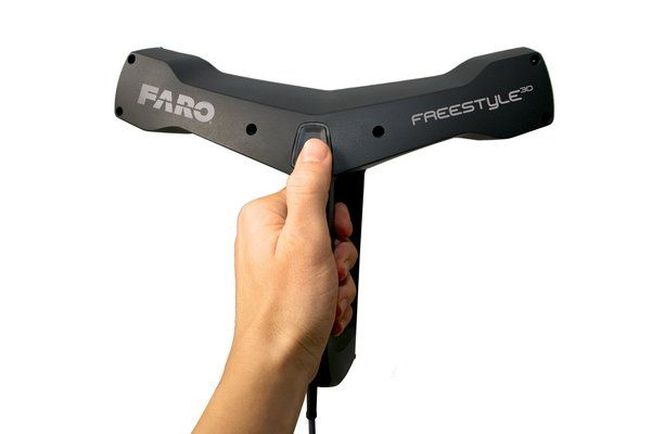 FARO Technologies, Inc., the world's most trusted source for 3D measurement, imaging, and realization technology, announces the release of the new FARO Freestyle3D Handheld Laser Scanner, an easy, intuitive device for use in Architecture, Engineering and Construction (AEC), Law Enforcement, and other industries. The FARO Freestyle3D is equipped with a Microsoft Surface™ tablet and offers unprecedented real-time visualization by allowing the user to view point cloud data as it is captured…