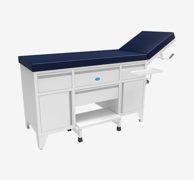 Examination Couch Header A 4030 Hospital Furniture Form Mattress Furniture