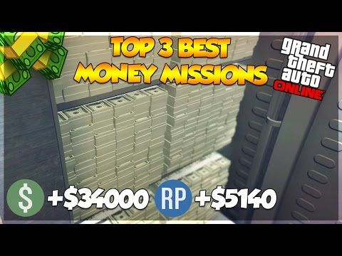 GTA 5 Online TOP *THREE* Fastest MISSIONS To Make MONEY In GTA Online! (GTA 5 MONEY GUIDE): This *SOLO* GTA 5 Online - GTA V Top 'THREE'…