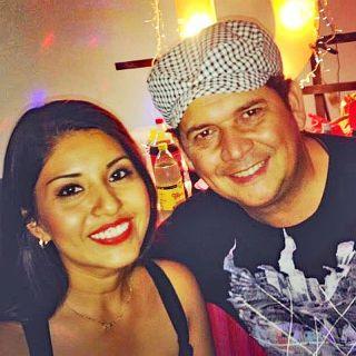 Varinia and Lorenzo Nakú