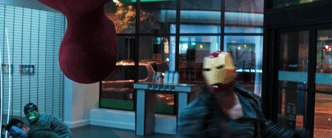 New party member! Tags: trailer iron man spiderman sony spider-man homecoming marvel studios spiderman homecoming