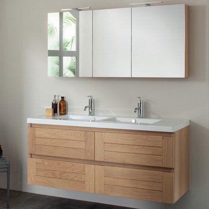Les 25 meilleures id es concernant sanijura sur pinterest - Plan meuble salle de bain bois ...