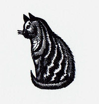 Eric Ravilious -  Woodcut