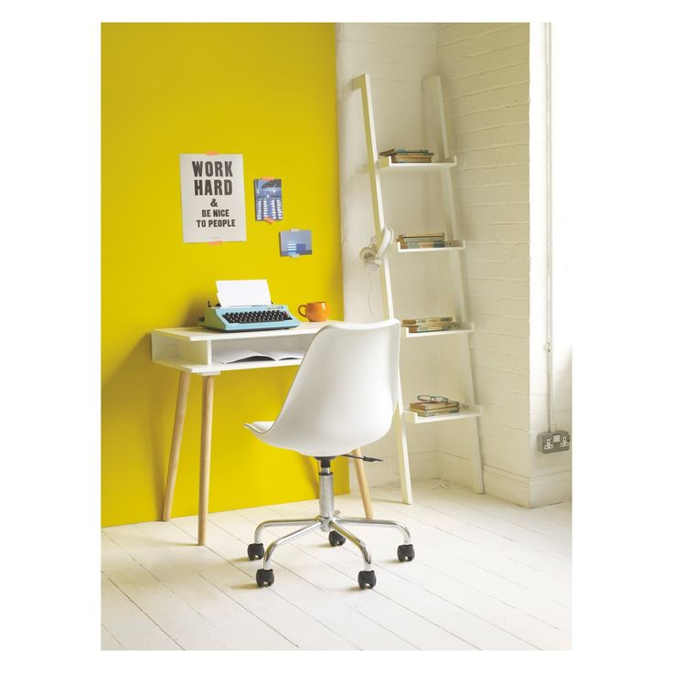 CATO White desk (Habitat UK)