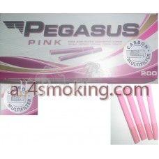 Tuburi tigari Pegasus carbon PINK