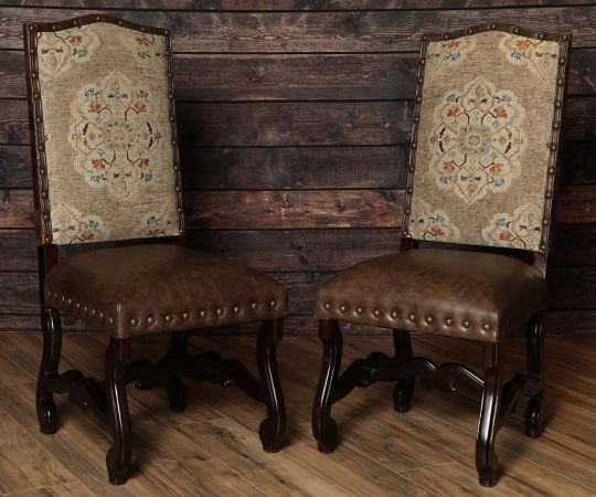Western Furniture Dining Chairs, Western Dining Room Chairs