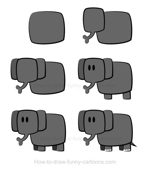 Drawing an elephant! :)