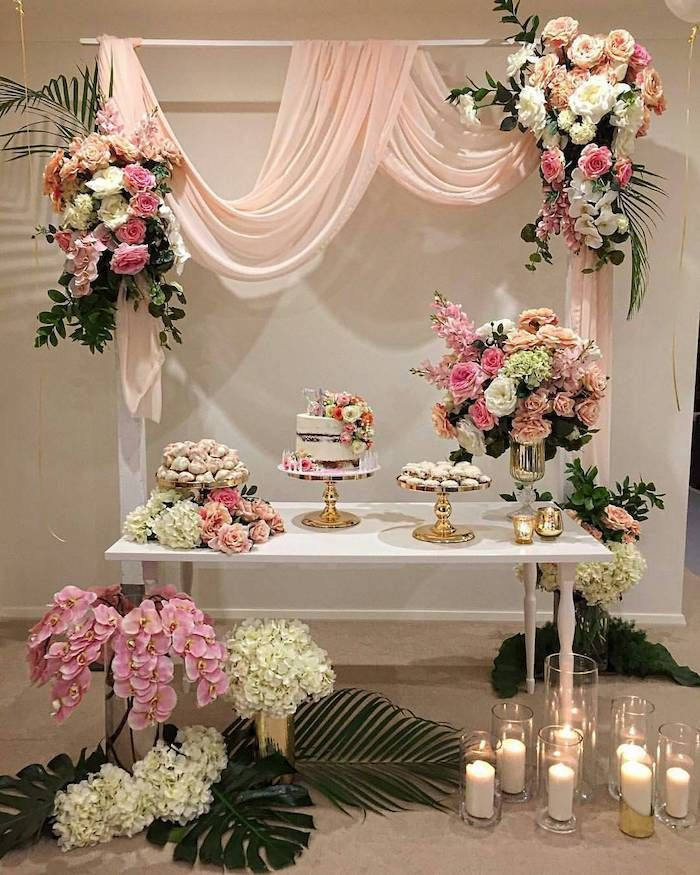 Wedding Flower Decoration Photos: 1001 + Ideas Wedding Decoration Ideas For Your Big Day