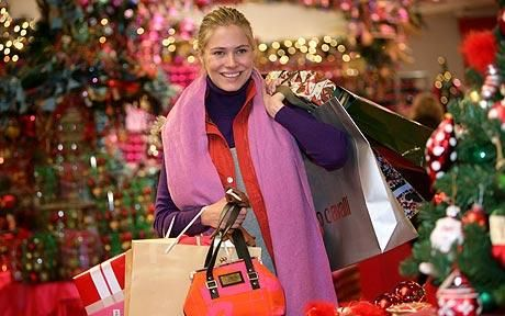 I'm Sandy. I saved $489 switching to 21st, and I used it to take care of all my Christmas shopping!