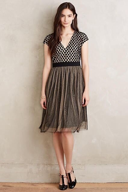 6f03ff059d86 Anthropologie Saello Tulle Dress by Weston Sz S Petite $168 #fashion # clothing #shoes #accessories #womensclothing #dresses #ad (ebay link)