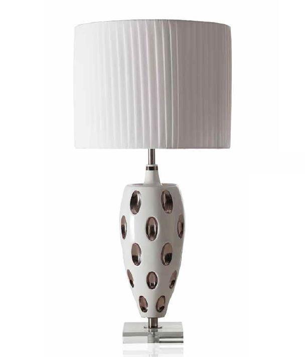 Настольный светильник LE PORCELLANE REGINA 5632