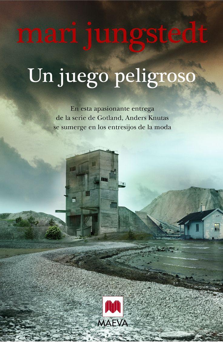Un juego peligroso / Mari Jungstedt ; traducción, Carlos del Valle.-- Madrid : Maeva, D.L. 2015.