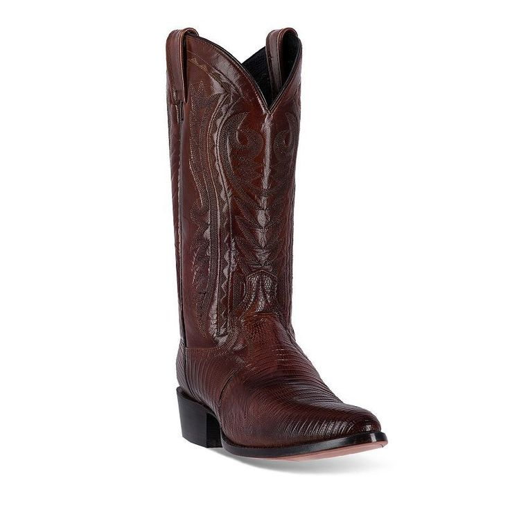 Dan Post Raleigh Men's Cowboy Boots, Size: medium (10.5), Brown