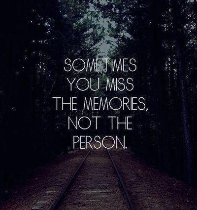 The memories getcha