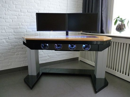 Ideas For Computer Desk 25+ best custom computer desk ideas on pinterest | custom desk