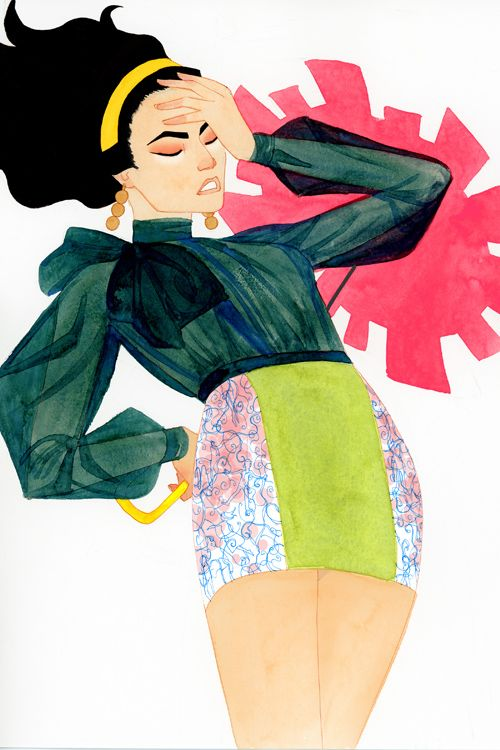 Couture X-Men: Xi'an Coy Manh (Karma): Kevin Wada, X Men, Xmen, Kevinwada, Art Blog, Girls Generation, Men Fashion, High Fashion, Fans Art
