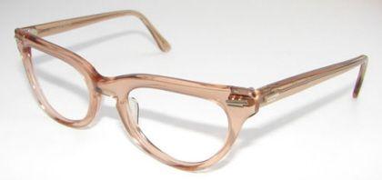 Shuron Nulady Clear Bridge Eyeglasses