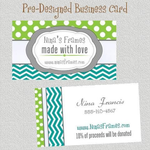 47 best business cards images on pinterest business card design mod chevron business card design dbc3400 digital file printable on etsy 1000 colourmoves Gallery