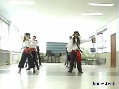 Jump in the line (Magisterio musical) - YouTube