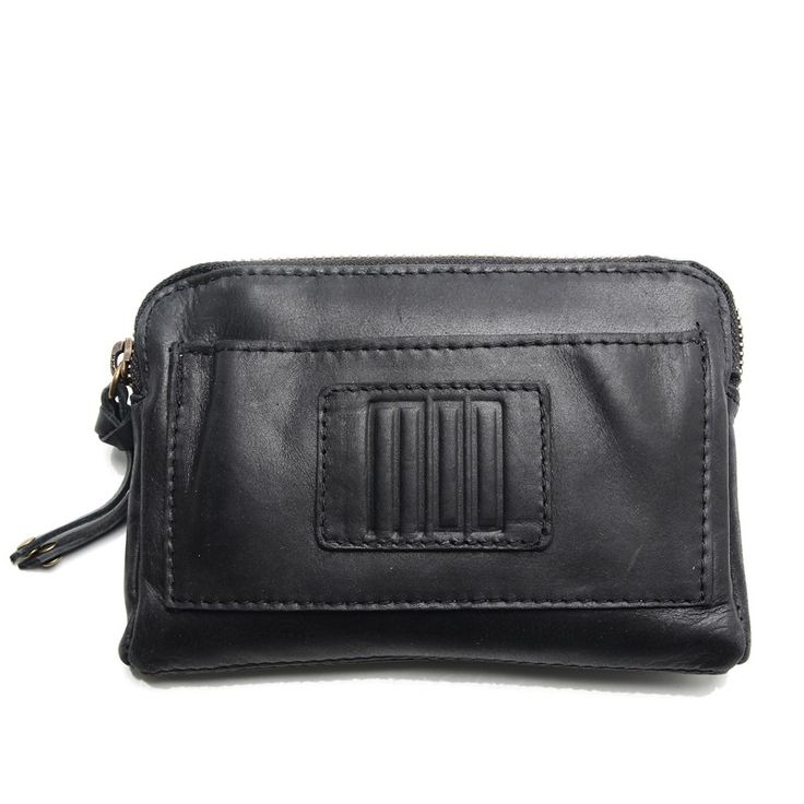 Moo Money Maker Wallet Black