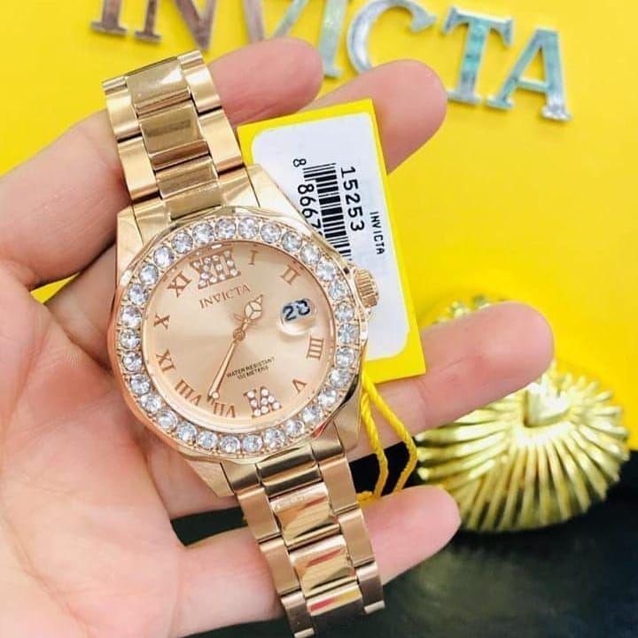Reloj Invicta Relojes Dorados Reloj Gucci Reloj Invicta