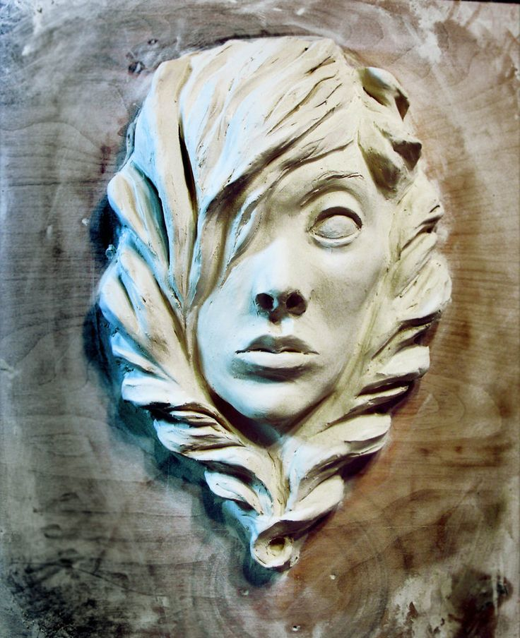 Clay Sculpture by elizabeth-caffey.deviantart.com on @deviantART