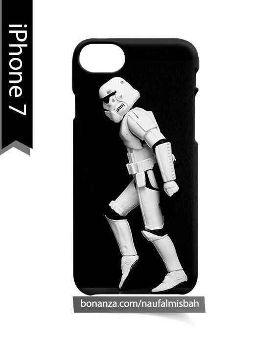 Dancing Stormtrooper Star Wars iPhone 7 Case Cover Wrap Around