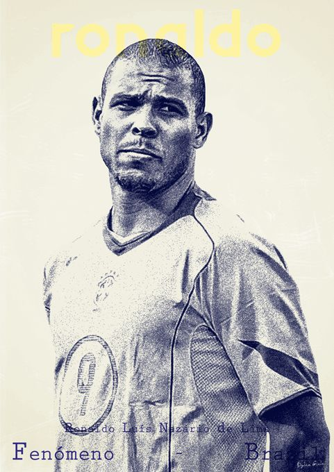 ● Football Legends on Behance