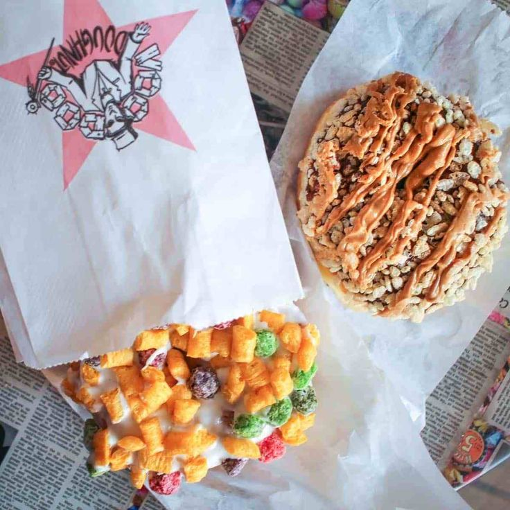 Voodoo Doughnuts in Austin