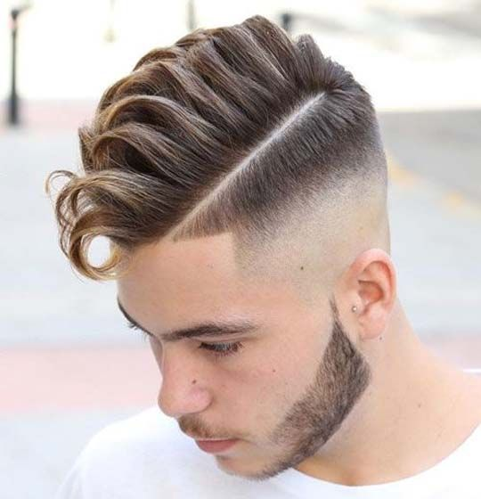 Cool Haircuts For Young Men 2018 Men S Hairstyles Hair Styles