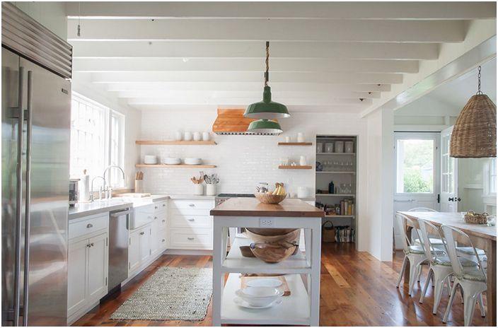 A konyha az Allee építészet + design
