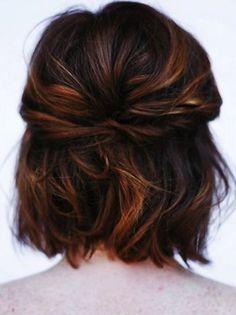Best 25 short bob updo ideas on pinterest bob updo hairstyles short bobs bob cut now a half updo pmusecretfo Gallery