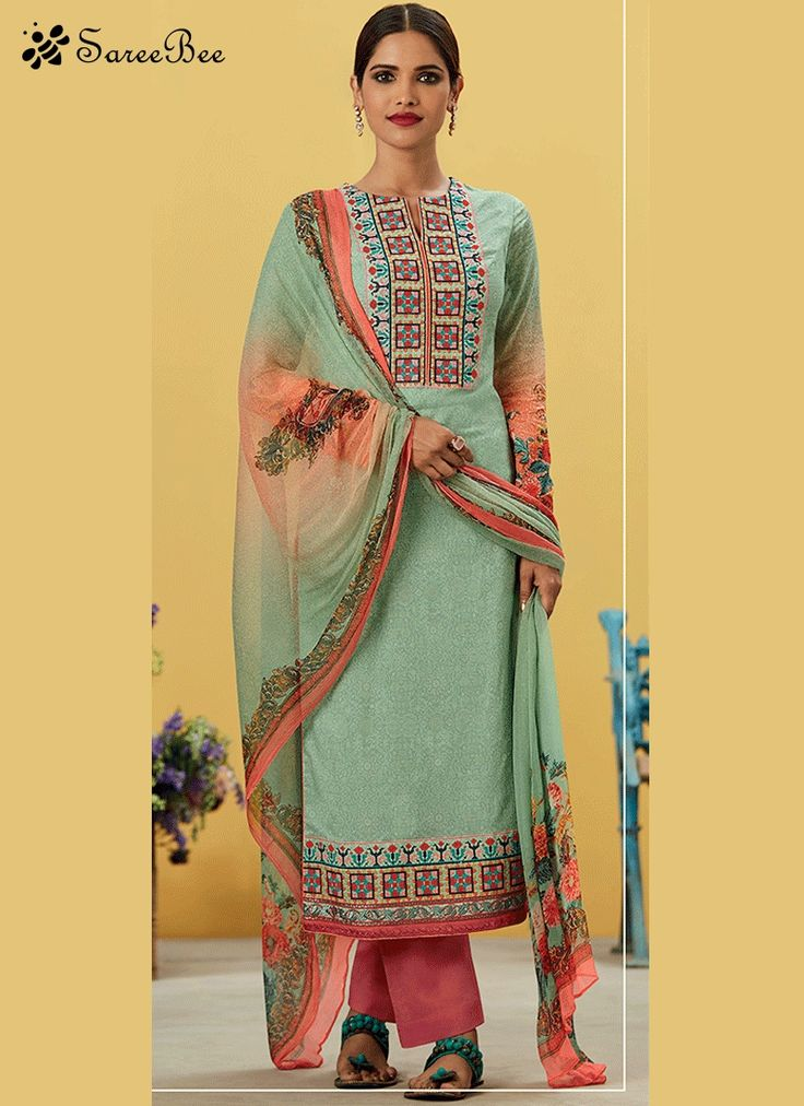 Snazzy Multi Colour Cotton Designer Straight Suit  For More Information WhatsApp 7202080091 Or Visit www.SareeBe.com #red #designer #kurti #fashionista #makeup #UK #outfitoftheday #women-fashion #model #indian #saree #ramadanmubarak #ethnic #picoftheday #cool #summer-style #streetstyle #beauty #styles #rakshabandhan #rakshabandhangift